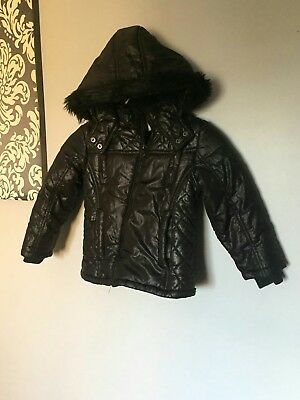 brand new girls coat jacket  from next size 5-6 yrs