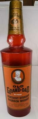 Rare Advertising Old Grand-Dad Inflatable Bourbon Bottle - #OF-05