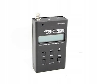 FREQUENCY METER DECODER OPTOELECTRONICS 10MHz-1GHz / 0379