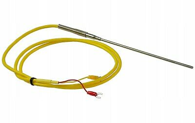 Thermocouple in thermowell temperature sensor thermometer / MX 3286