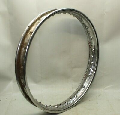Dunlop Felge rim WM2-19 40 Loch MC275 BSA Triump Norton Rudge AJS [3162-3]