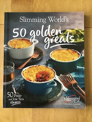 Slimming World 50 Golden Greats Recipe Book