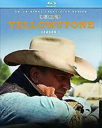 Yellowstone Season One Blu-Ray
