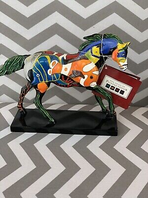 The Trail Of painted Ponies, Westland TROPICAL REEF HORSE#12207 Retired