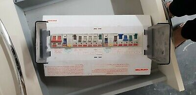 Garage consumer unit rcd