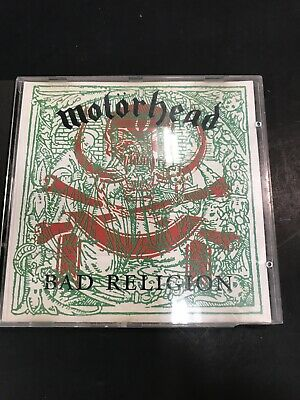 Motörhead CD, WTG Records Bad Religion In Good Shape Good Collectables
