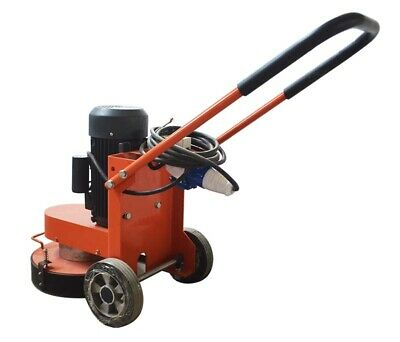 Fast Shipping! 220V Hand-push Cement Ground Concrete Grinder Floor Polisher Tool