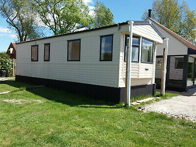 Willerby Herald Gold off-site static caravan for sale 30 ft x 10 ft