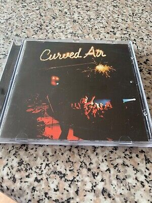 CD - Curved Air 'Live'