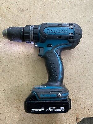 Makita 18 V Lithium Ion Drill (Battery included)