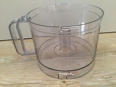 NEW BRAUN 500ml BOWL Food Processor 4259 4262 61 Replacement 58 spare UNUSED