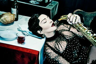 279508 Madonna Tour Madame X Super USA Star Singer PRINT GLOSSY POSTER UK