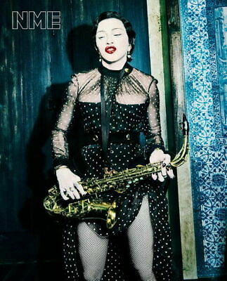 279230 Madonna Tour Madame X Super USA Star Singer PRINT GLOSSY POSTER UK