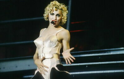 280149 Madonna Tour Madame X Super USA Star Singer PRINT GLOSSY POSTER UK