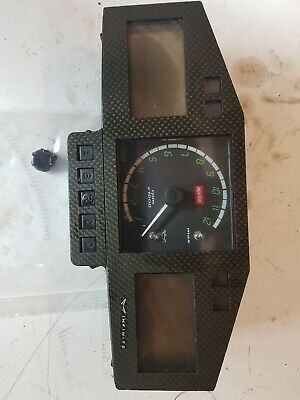 Aprilia Rsv 1000 Mille Clocks instruments gauges speedo rev counter