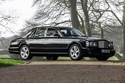 Bentley Arnage T 6.75 Blue 2003 4d Auto 18,000 miles Low Mileage