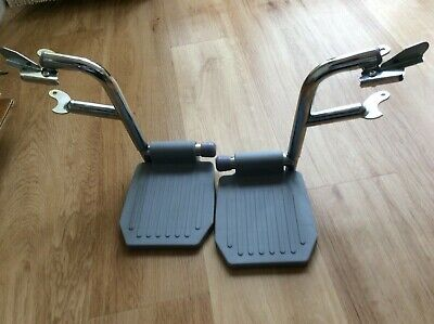 Wheelchair footrests.NEW
