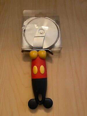 Disney Parks Exclusive Best of Mickey Mouse pizza cutter