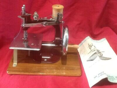 Essex Vintage Miniature Sewing Machine
