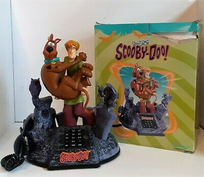 Cartoon Network Scooby Doo & Shaggy Telephone - For Display Only or Needs Repair