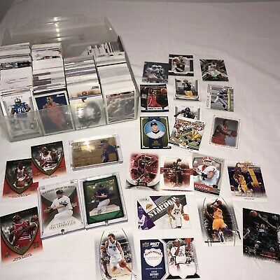 Sports Cards Mixed Sports Lot Of Loose Cards NBA MLB NFL 100's+