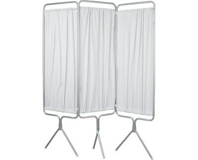 Winco Medical Doctor Patient 3 Panel Divider Privacy Screen