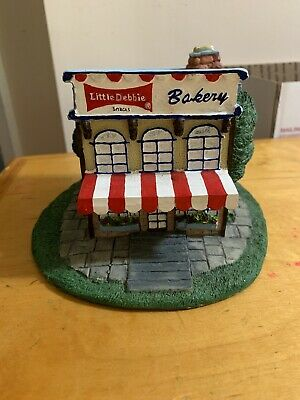 Little debbie Collectible Collections Bakery Building E1