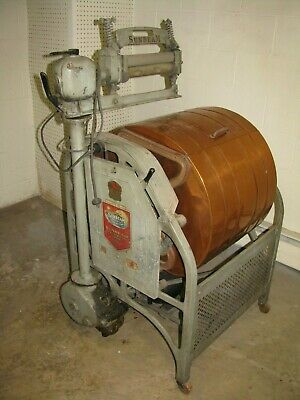 Antique Sunbeam Electric Washing Machine ~ NOS ~ Window Display