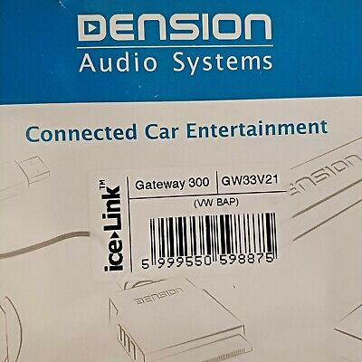 GW33V21 Dension Gateway 300 USB AUX Seat MP3
