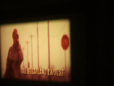 Super8mm    THE SUGARLAND EXPRESS 1X600FT