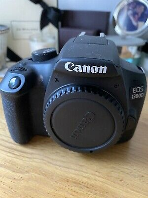 canon eos 1300d Body Only For Parts