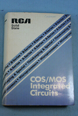 RCA Solid State COS/MOS Integrated Circuits, 1977