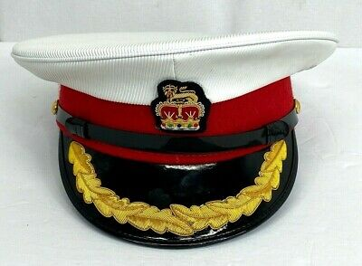 Canadian Army Senior Officers Dress Hat
