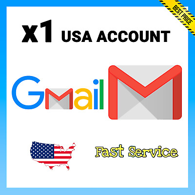 🔥 1 USA Gmail Google Accounts 🔥 Best Price 🔥 Only $0.99 🔥