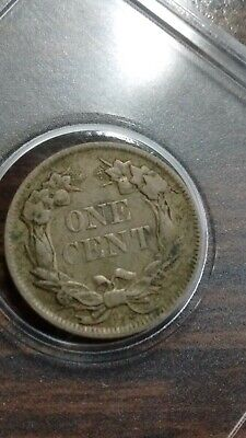 1857 Flying Eagle 1 Cent, Uncertified