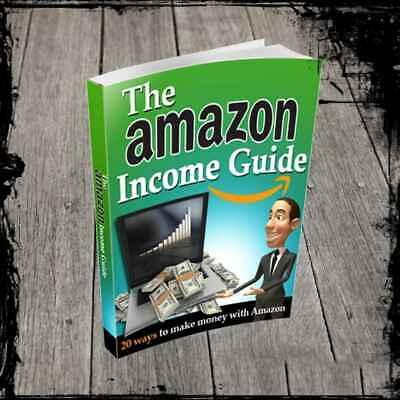 The Amazon Income Guide PDF eBook with Full Master Resell Rights