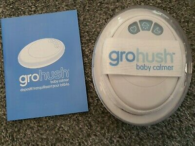Gro Hush Baby Calmer With Case White Noise