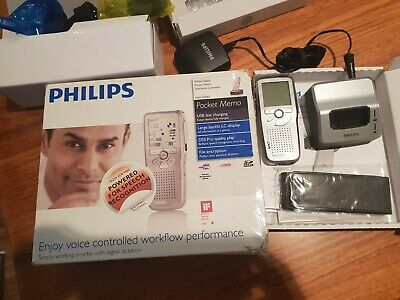 Philips Memo LFH9600 (128 MB, 32.5 Hours) Handheld Digital Voice Recorder