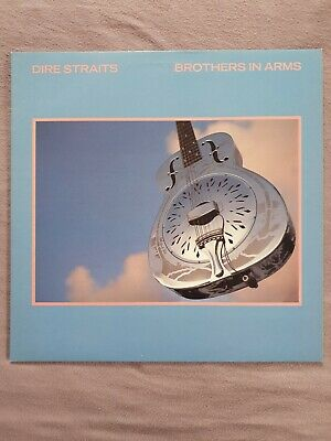 """dire straits brothers in arms vintage 12"""" Vinyl Record"""