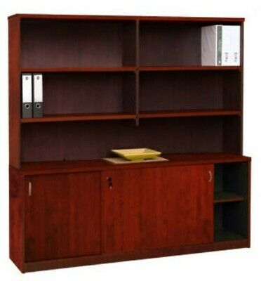 large office Credenza with book shelf