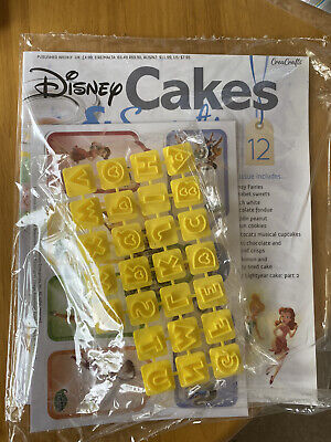 Disney Cakes and Sweets Magazine - Issue 12