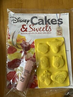 Disney Cakes And Sweets Magazine - Issue 15