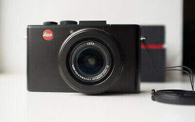 Leica D-LUX 6 Digital Camera with Leather Case and Accessories