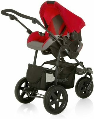 Stroller with Baby car seat Hauck