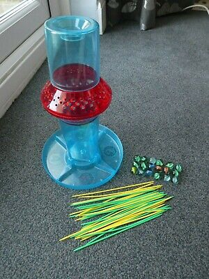 Ker-Plunk - MB Games - 1996 Edition - with 32 marbles.