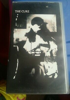 The Cure Picture Show Vintage Vhs Video Tape