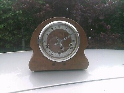 vintage / old westminster/ whittington chime mantel clock