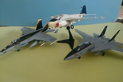 1/144 aircraft dragon f14,f18,unknown prowler