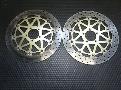 Yamaha R1 DISCS for 5VY SP1 or Marchesini Forged Alloy Wheels