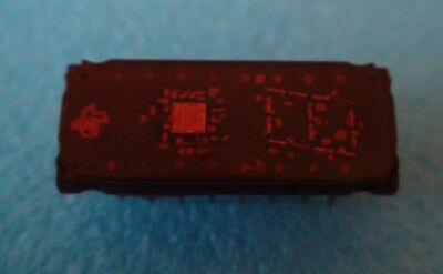 2pcs Genuine Texas Instruments TIL-307 7-Segment optoelectronic display IC NOS